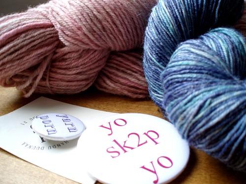 Ilu handdyed yarn