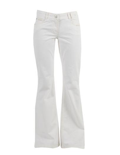 jean pimkie blanc flare 34,95