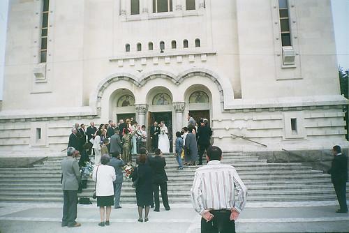 A wedding in Cluj