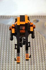 sf cr9000 v.02 (Chiefrocker9000) Tags: sf star fighter lego space scifi moc starfighter legospace microscale scilug swisslug