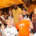 Shaq, Noah and me at the Suns Tweetup!