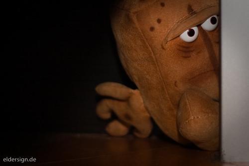 Bernd unterm Bett