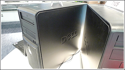 Dell PowerEdge T105とWindows Home Server