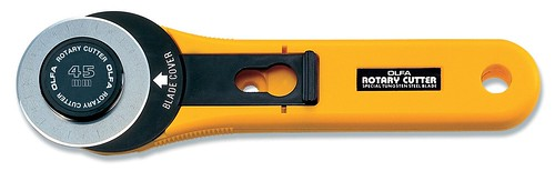 OLFA 45MM Original Rotary Cutter (RTY-2G)