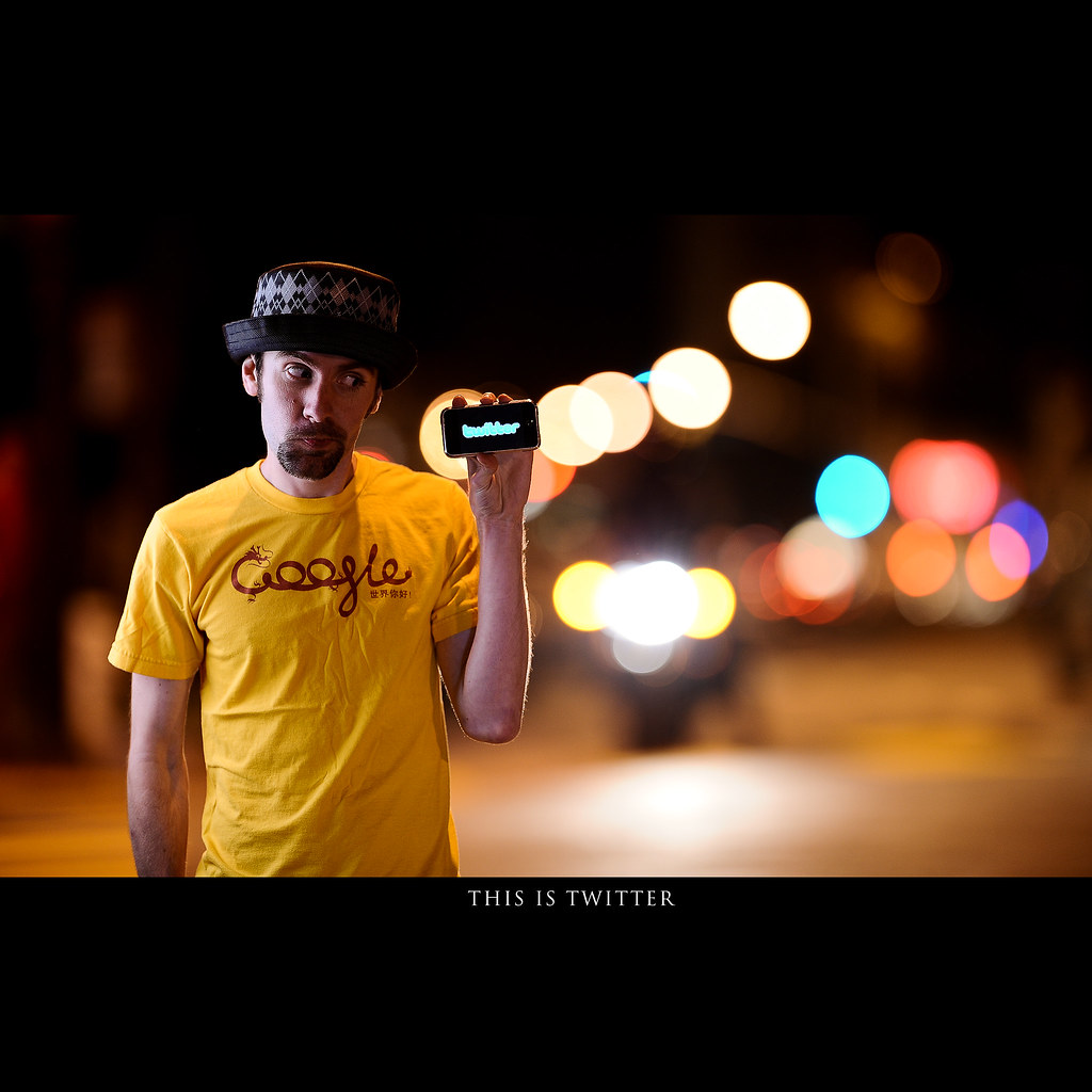 Dustin Diaz: Strobist King