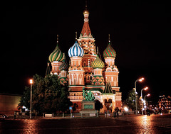 St Basil's Cathedral (rm996s) Tags: church st night cathedral russia moscow explore redsquare kremlin stbasils basils stbasilscathedral saintbasils saintbasilscatherdral