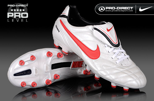g0||z@|_0 p¡p@: Nike Tiempo Legend III Blancas,Rojas y Negras