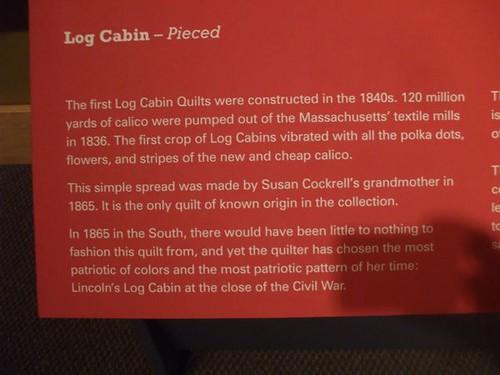 Log Cabin - 1865