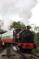 Foxfield Steam Gala 2009 (Keith~) Tags: train railway steam foxfield