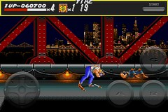 Streets of Rage iPhone & iPod Touch