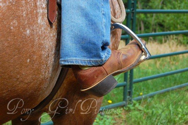 Cowgirl Iron