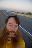 _DSC0538 (dogseat) Tags: road sunset newmexico me beard vanishingpoint eyecontact angle roadtrip whiskers sideburns 365 nm dogseat beardo basettoni project365 sidewhiskers 365days dundrearies 106365 flapwings