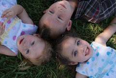 (kristen_loveslife) Tags: california summer grass kids little siblings laying downview elverta layinginthegrass gibsonranch platinumheartaward