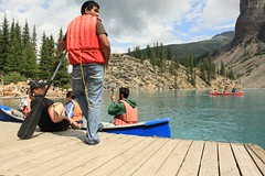 ReadytoLaunch2 (lillyfire) Tags: canada banff lakelouise morainelake