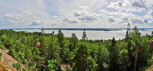 Kolmården Ropeway / Kötélpálya