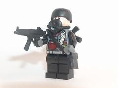 sas mp5 lego brickarms paint mod ba games workshop (kenneth nielsen a.k.a Qenhyt) Tags: mod paint lego games workshop ba sas mp5 brickarms