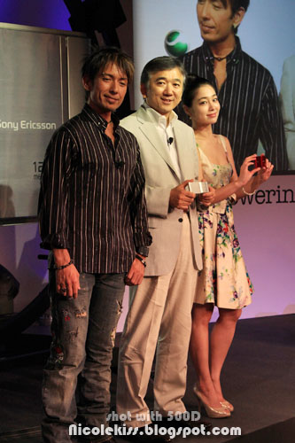 cyril and hirokazu and korean star lee min jung