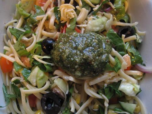 Dollop of Pesto