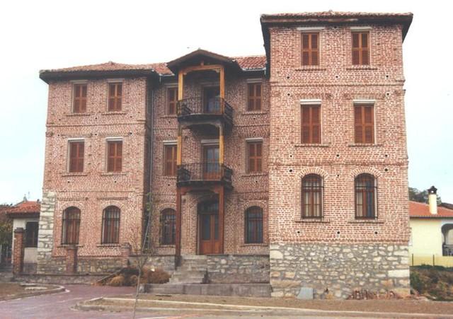 Ανατολική Μακεδονία & Θράκη - Έβρος - Δήμος Σουφλίου Αρχοντικό Μπρίκα