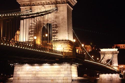 286/365 2009-8-1 Budapest - Chain Bridge
