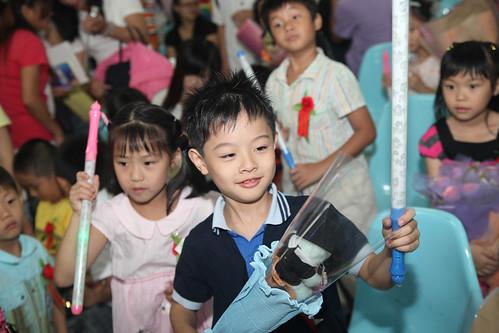 20090718-小桀、思語幼稚園畢業-134