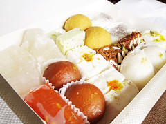 sweets @ maharaja