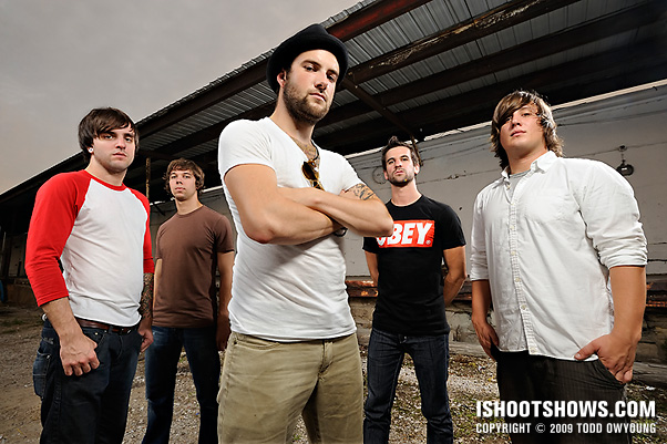 Band Portrait - August Burns Red