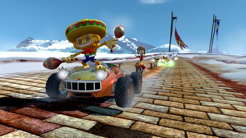Sonic & SEGA All-Stars Racing - GamesCom