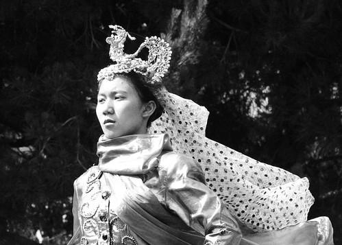 Filipino Folk Dancer