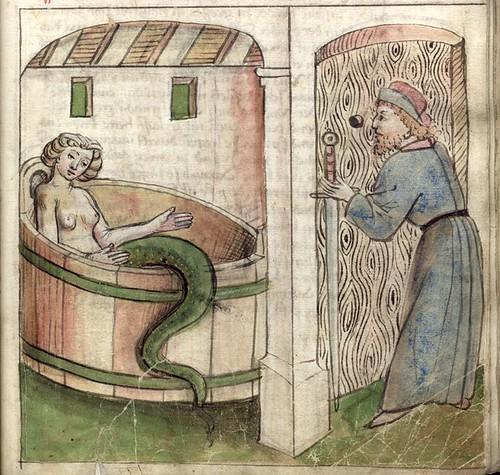 Melusine - von Ringoltingen, 1468 b