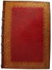 Front cover from Valerius Maximus: Factorum et dictorum memorabilium libri IX