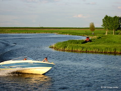 Heaven (shiant90) Tags: beach water swimming fun island boat boating lawnmower larson hutterite ethanhofer