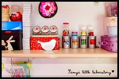 ::smyii:: lab (::smyii::) Tags: cute studio room craft shelf laboratory kawaii supplies
