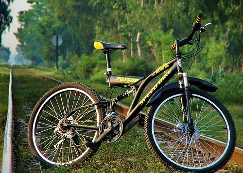 Speed Bike Poison