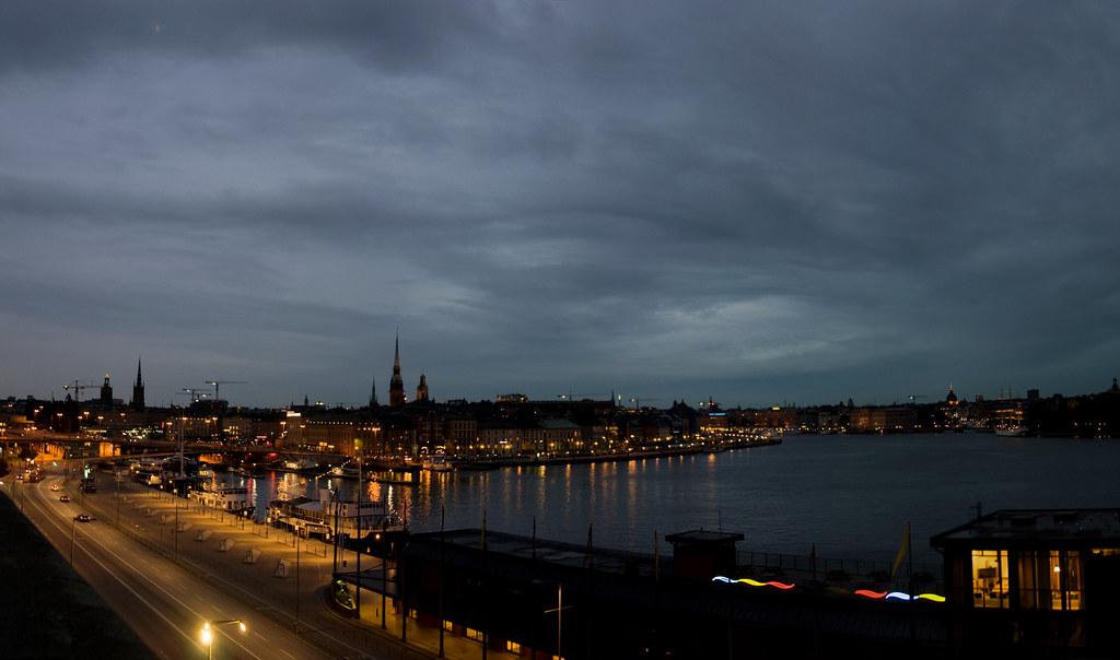 Stockholm: Gamla Stan Panorama