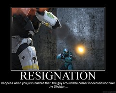 Motivational 44 (SpiderWolve) Tags: halo posters demotivate motivate halo3 motivationalposters demotivationalposters