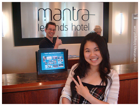 Gold Coast: Mantra Legends Hotel