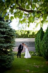 Aimee & David (Chris Arace) Tags: wedding mi portraits michigan shift tilt aracephotographic wwwthereasonus grossepointpark