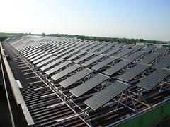 Impianto inseguimento per tetto