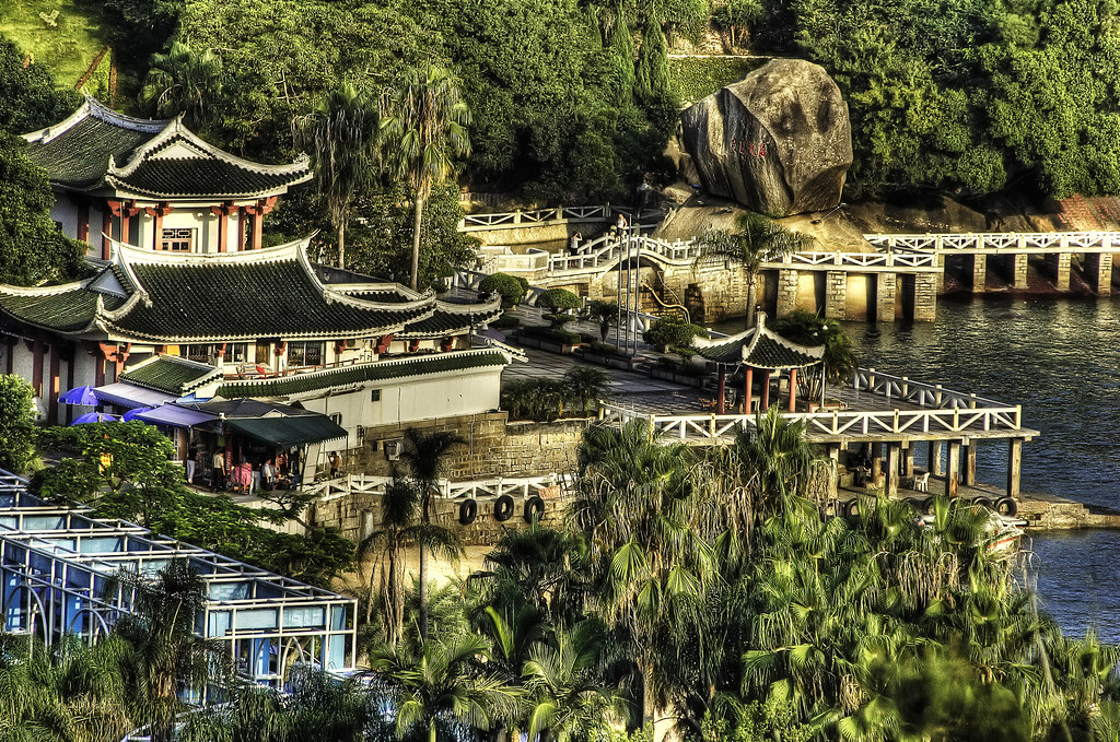 Xiamen: Gulangyu Island.