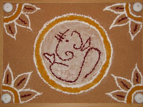 ganesha rangoli 2008 (14)