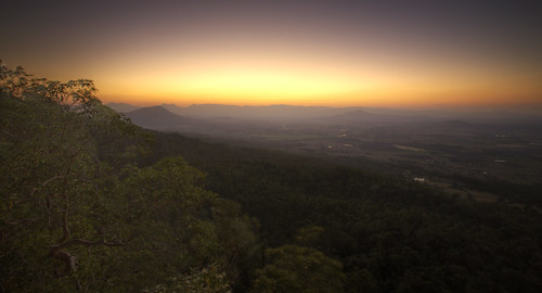 The Scenic Rim is Dark