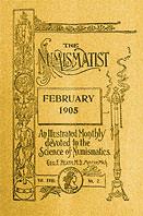 1905 Numismatist