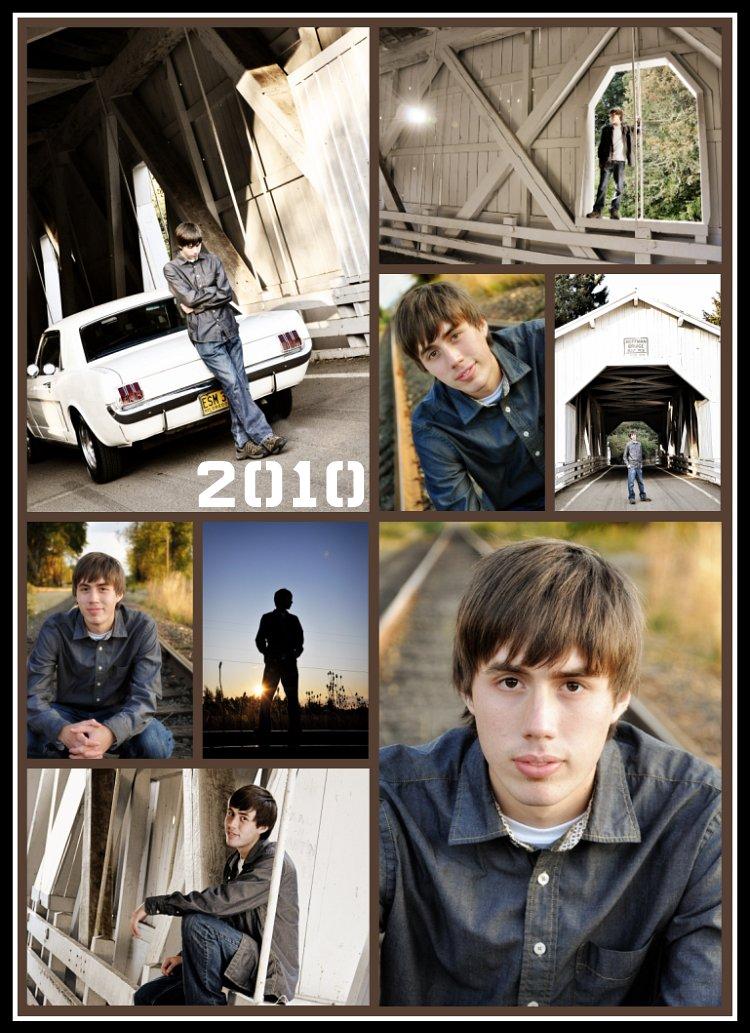 Grad 2010 Collage
