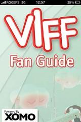 VIFF iPhone App