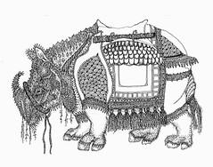 WIP - Dressing Durer's Beast
