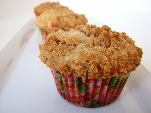 TWD Allspice Muffins