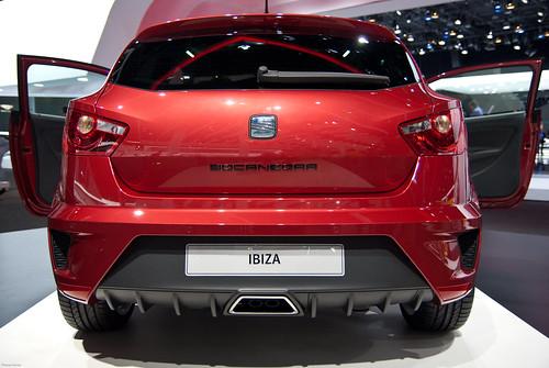 Seat Ibiza SC Cupra Bocanegra 1.4 TSI DSG.