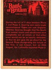 Card 25 (Rear) (Pat Linsley) Tags: bubblegum battleofbritain