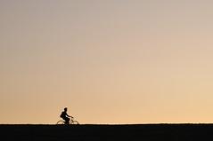 Shibamata_23 (ajari) Tags: autumn sunset sky orange silhouette japan tokyo nikon 日本 東京 秋 sanpo 夕日 空 散歩 オレンジ d300 シルエット ゆうやけ